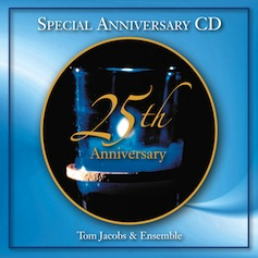 25th Anniversary CD Cover